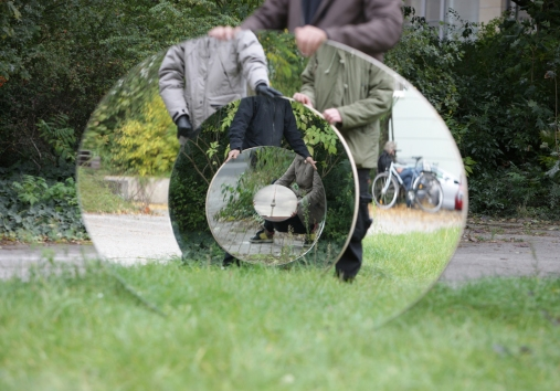 Experiment für den Martin-Gropius-Bau, 2009