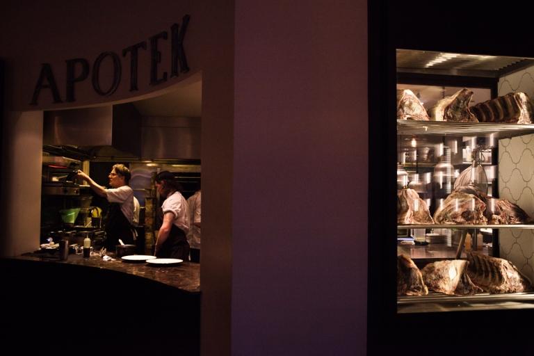 """Restaurant """"Apothek"""", Reykjavic"""