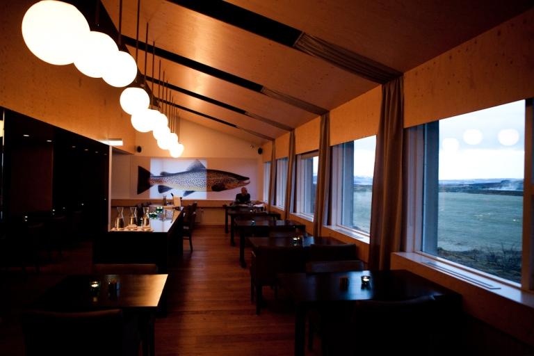 Restaurant of Ion Hotel (c) Clara Vannucci