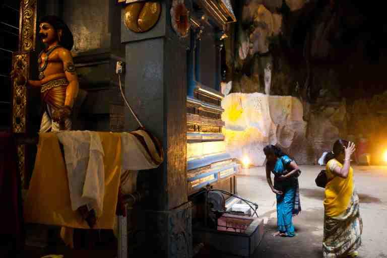 Malesia, settembre 2015. Batu Caves.